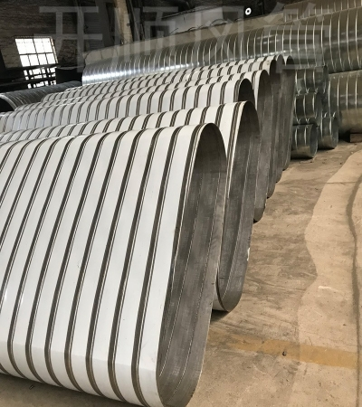 Oval spiral duct2